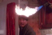 На реформаторе шапка горит