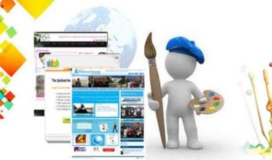 Выбор дизайна веб-сайта