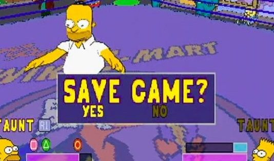 Сохранение в компьютерных играх