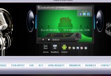 Создать сайт интернет радио