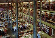 Шведская библиотека